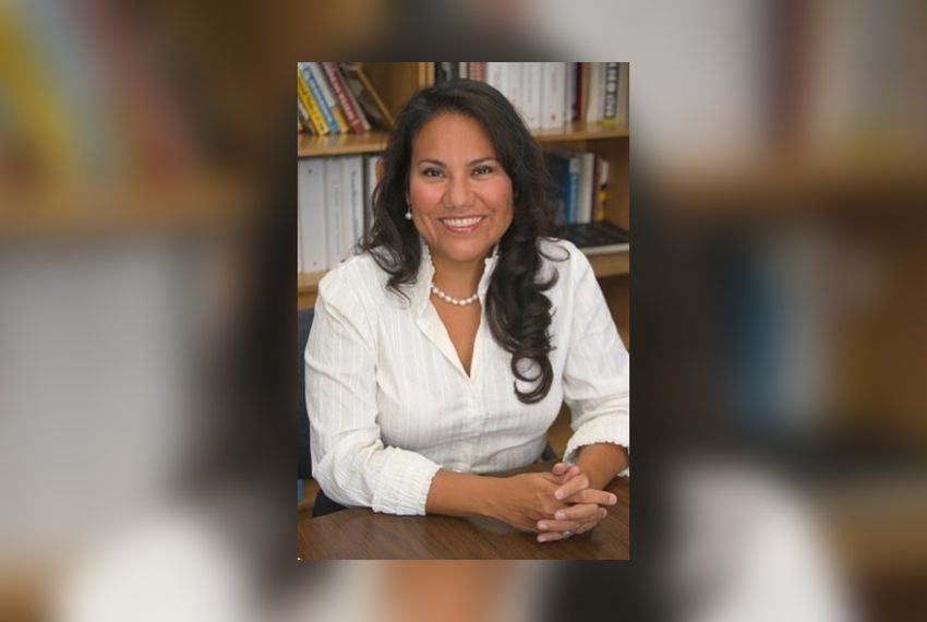 Former El Paso County Judge Veronica Escobar.