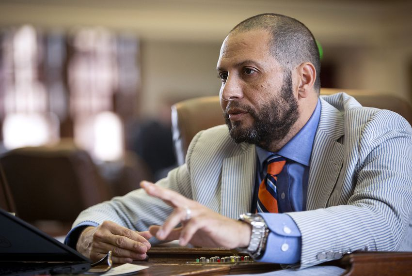"State Rep. Poncho Nevárez, D-Eagle Pass, announced earlier this month that he would not seek reelection to the lower chamber in 2020, saying in a statement he ""must heal up for the rest of what may come in my life."""