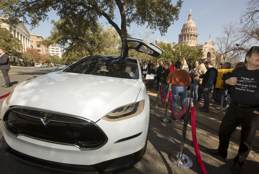 Tesla In Texas >> Tesla Tries A New Ambitious Approach At Texas Capitol The Texas