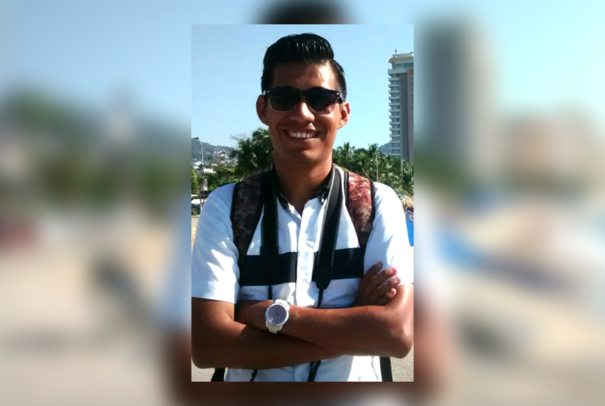 Journalist Martin Mendez Pineda fled the Mexican state of Guerrero in February and sought asylum in El Paso.