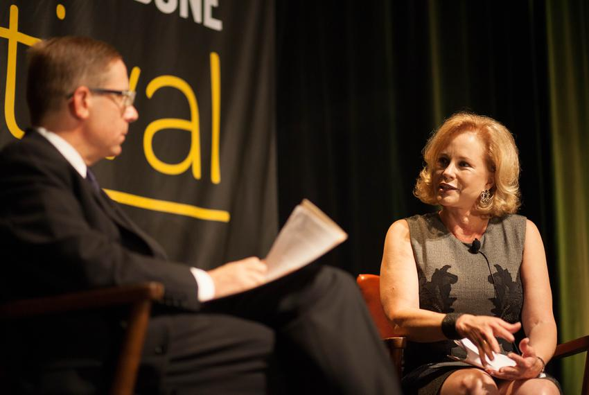 From the 2013 Texas Tribune Festival, Texas First Lady Anita Perry takes part in a one-on-one conversation with Tribune CEO …