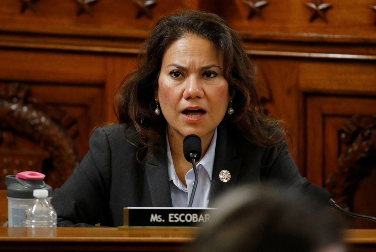 Veronica Escobar to deliver a State of the Union response in Spanish