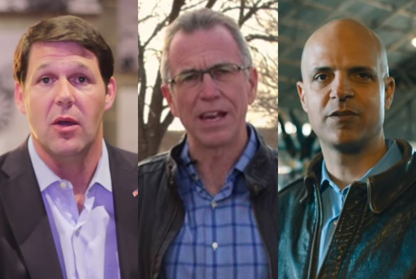 Former Texas Tech Vice-Chancellor Jodey Arrington, retired Air Force Colonel Michael Bob Starr and Lubbock Mayor Glen Robertson are seeking the congressional seat soon to be vacated by U.S. Rep. Randy Neugebauer, R-Lubbock.