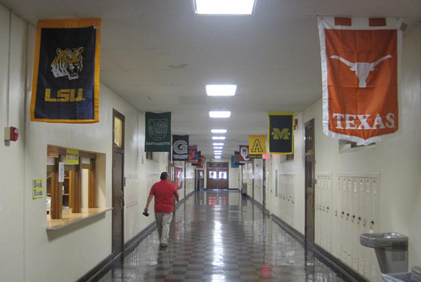 Thomas Jefferson High School in San Antonio