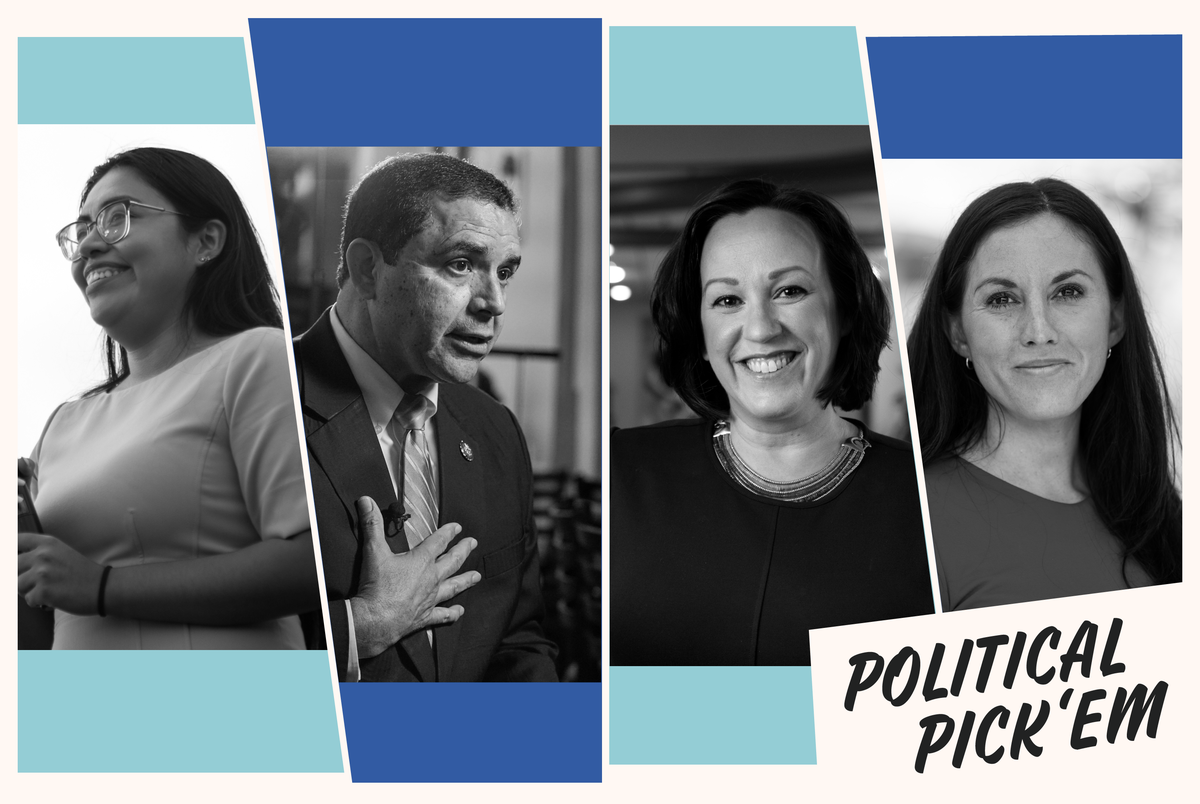 Political Pick'em: Can you guess who will win these Texas primaries?
