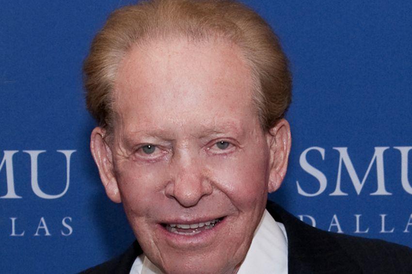 Dallas billionaire Harold Simmons, who passed away on Saturday, Dec. 28, 2013.