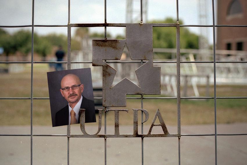 Dr. Robert S. Nelsen, President of The University of Texas-Pan American