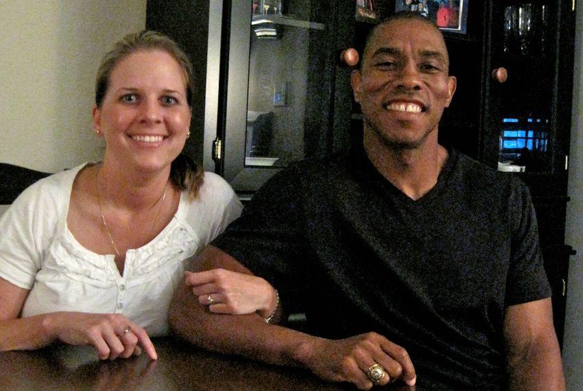 Rodney and Sandy Pearson of Jasper, Texas.