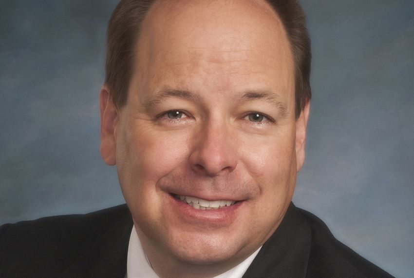 UT System general counsel, Barry Brugdorf