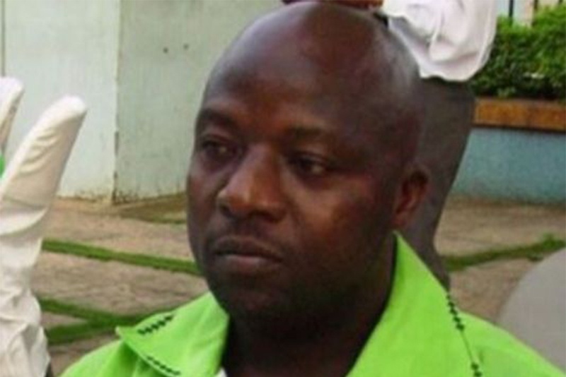 Thomas Eric Duncan, the first person in the United States diagnosed with the Ebola virus, died in Dallas, Texas on Oct. 8, 2014.