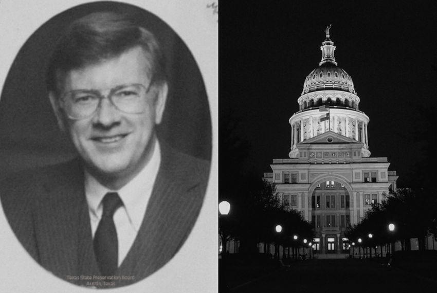 Former state Senator Ray Farabee, who died Thursday, Nov. 20, 2014.