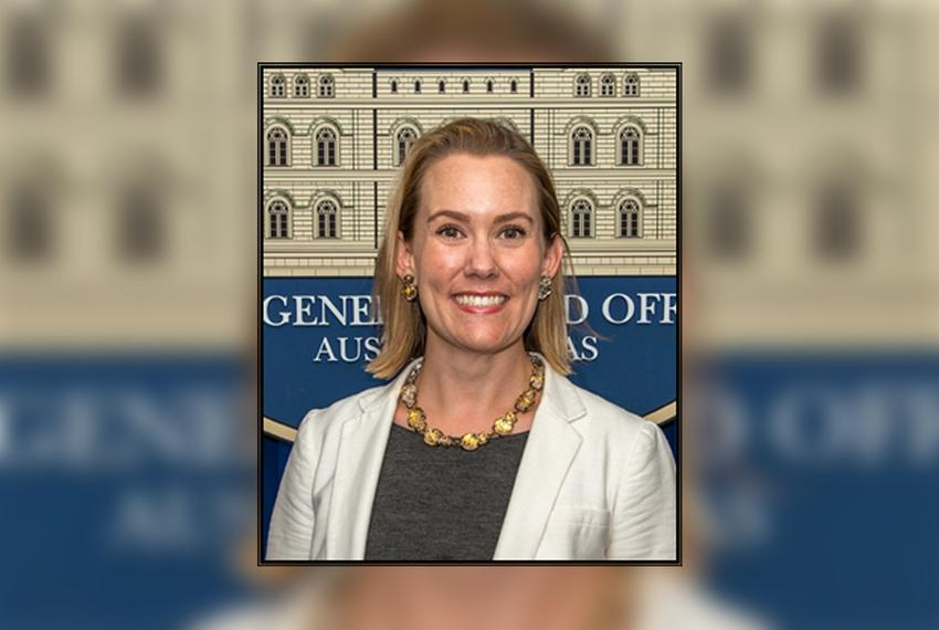 Texas General Land Office Chief Clerk Anne Idsal has been named the EPA's regional administrator for Region 6.