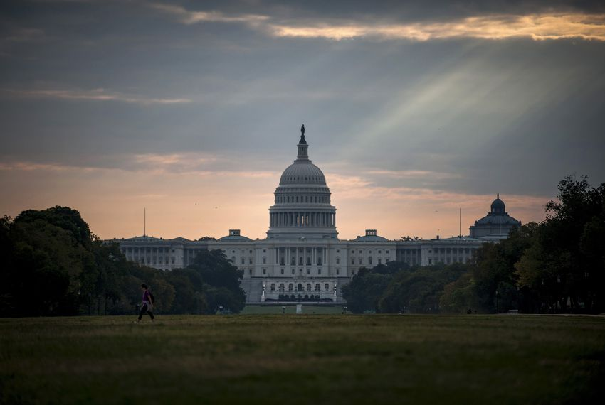 The U.S. Capitol building in Washington. January 28, 2014. REUTERS/Jim Bourg