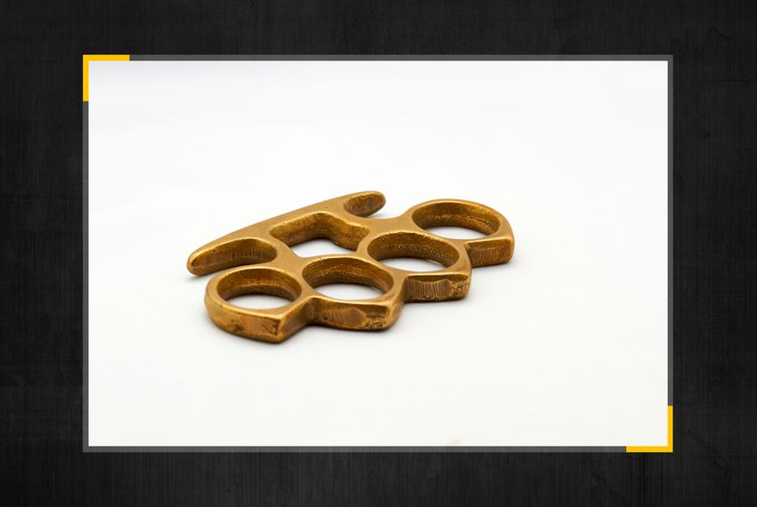 In Texas Brass Knuckles Are Legal Starting Sept 1 The Texas Tribune
