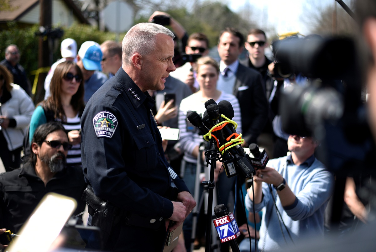 Four Austin City Council members say they've lost faith in police chief after use of force on protesters, report says