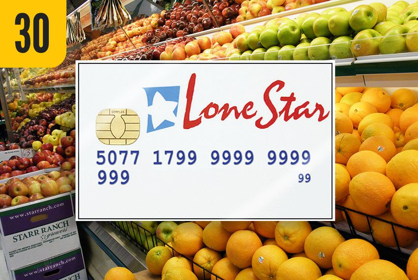 Food Stamps For Felons In Texas