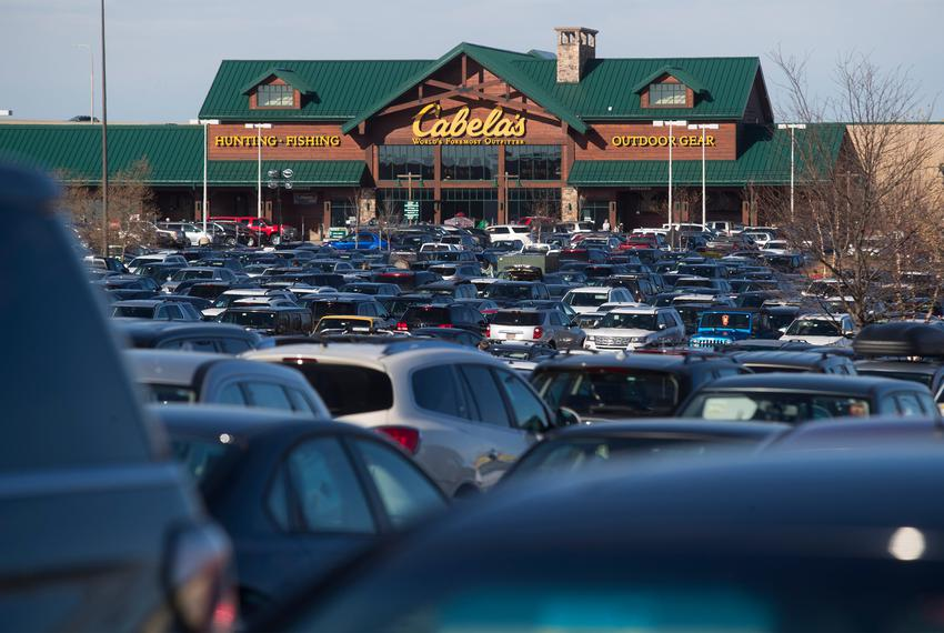Cabela's, an outdoor recreational retailer, is deemed an essential business.
