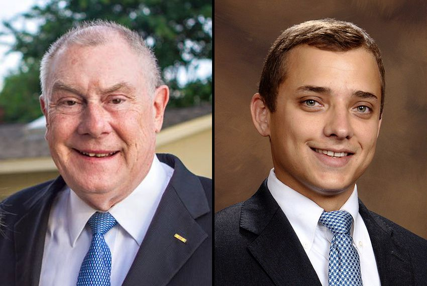 State Rep. Wayne Smith, R-Baytown, faced off with lawyer Briscoe Cain in the May 2016 GOP primary runoff for House District 128.