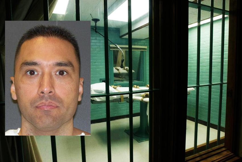 Death row inmate Rolando Ruiz was executed on March 7, 2017. He was convicted of murdering Theresa Rodriguez, 29, of San A...
