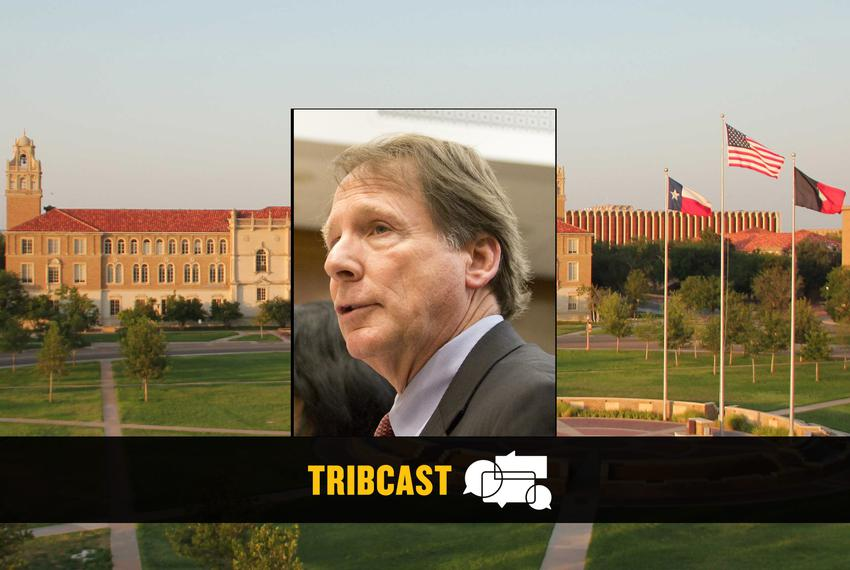 Robert duncan, former chancellor of the Texas Tech University System