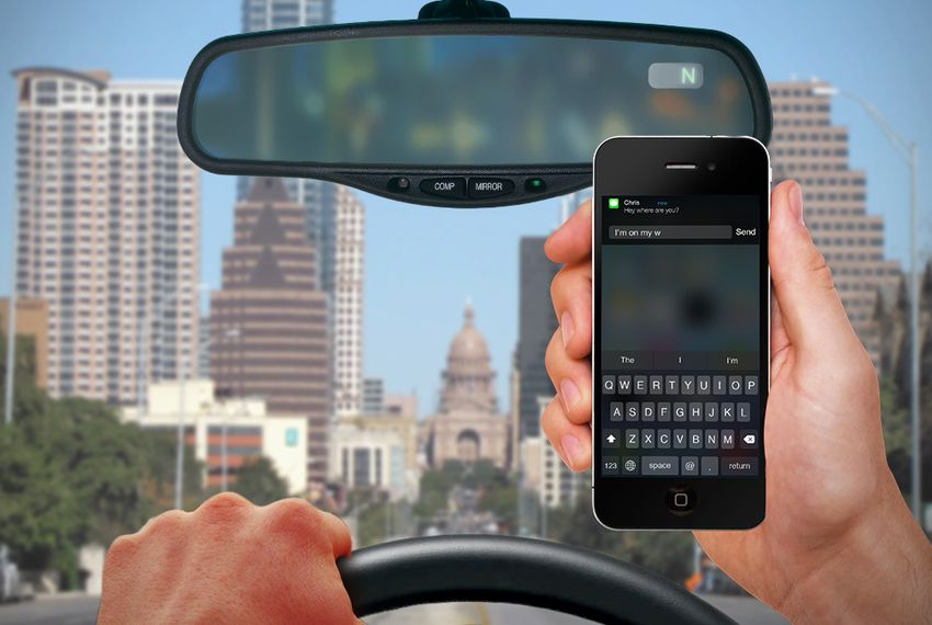 Bill to ban texting while driving clears Texas Senate | The