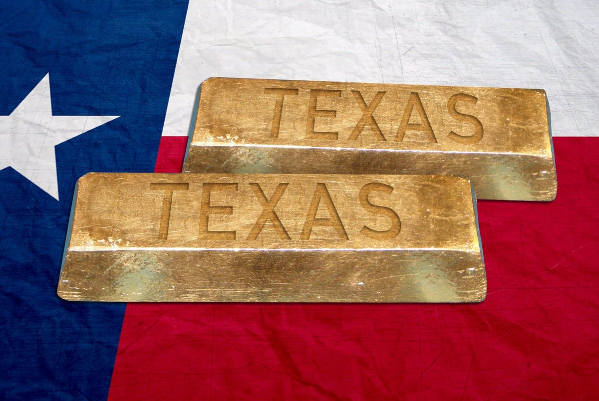 Texas just opened the nation's first state-run gold depository. Here's what that means.