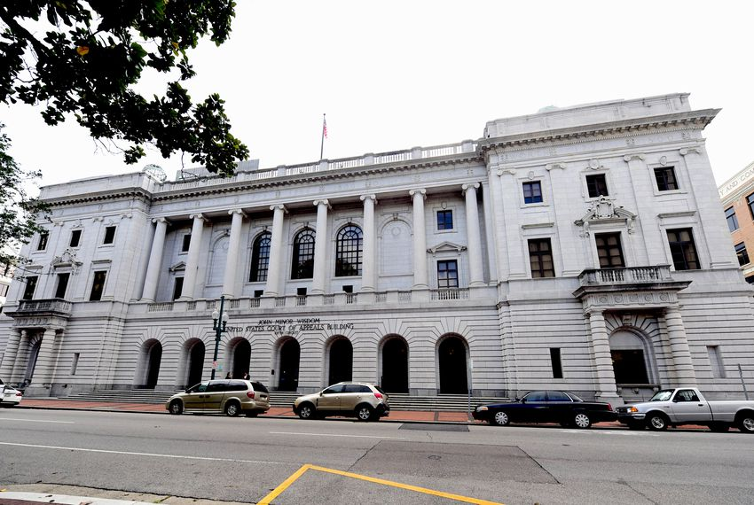 The Fifth Circuit Court of Appeal in New Orleans.