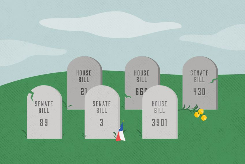 how to kill a bill in 140 days or less the texas tribune