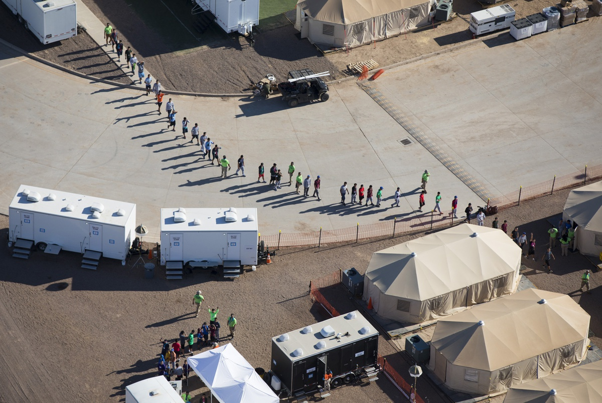 Government watchdog: Millions wasted on Tornillo migrant detention facility