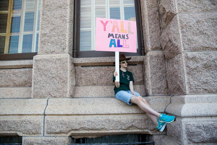 After Months Of Controversy Texas Bathroom Bill Dies Quietly