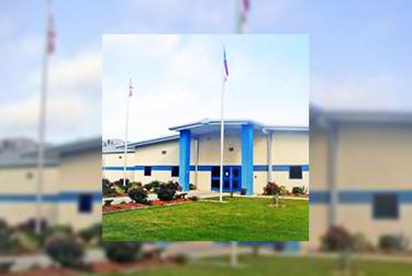 IAH Secure Adult Detention Facility in South Livingston.