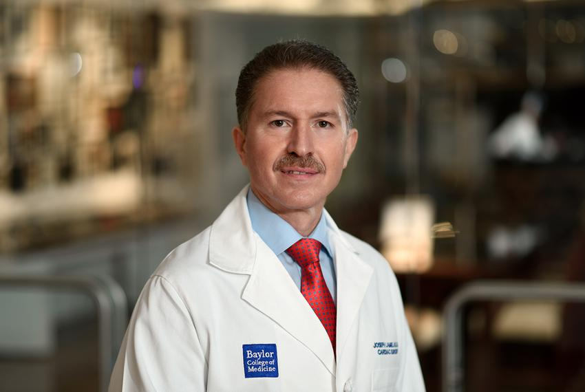 Dr. Joseph Lamelas is associate chief of cardiac surgery at Baylor College of Medicine.
