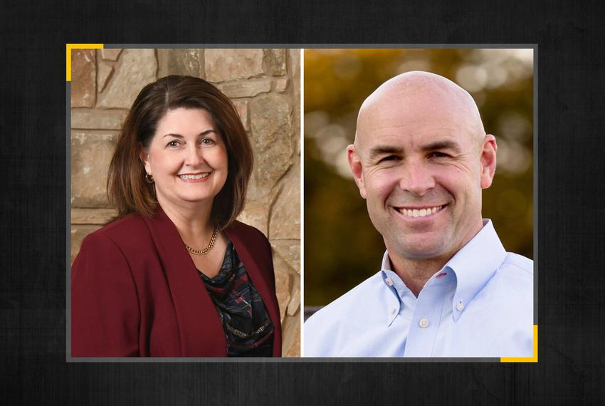 Susan Wright and Jake Ellzey are looking to replace the late U.S. Rep. Ron Wright, R-Arlington, at Texas' 6th congressional …