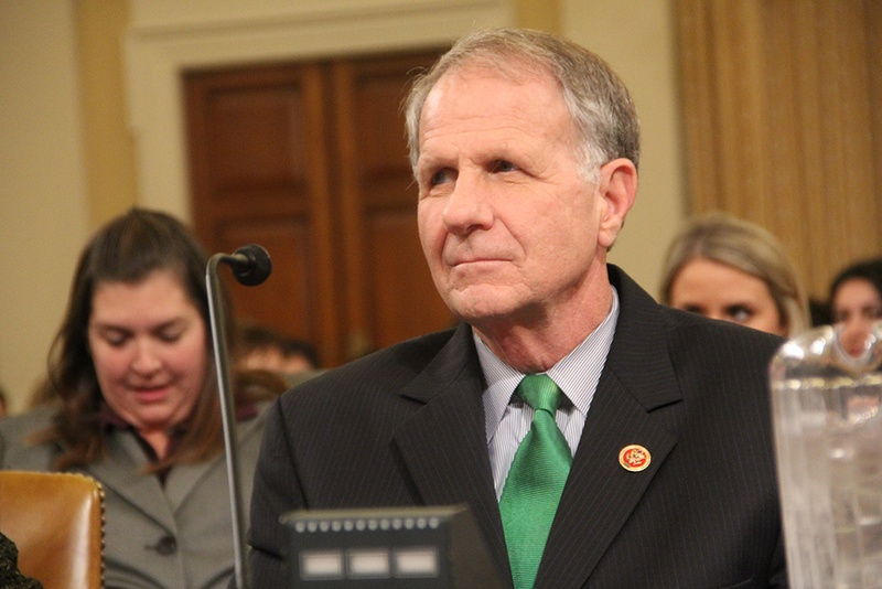 U.S. Rep. Ted Poe, R-Humble.