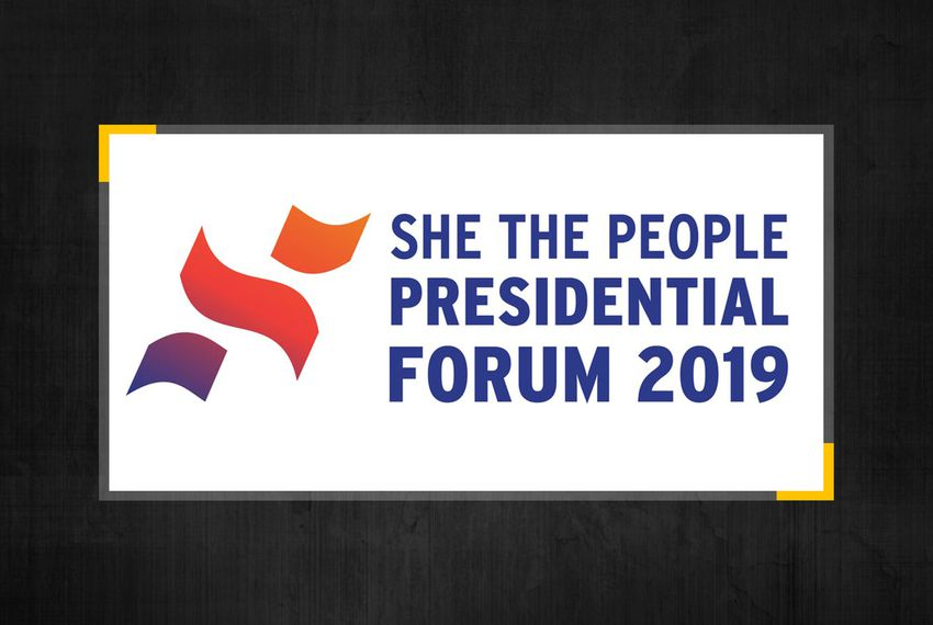 The 'She The People Presidential Forum' will focus on issues of importance to women of color.