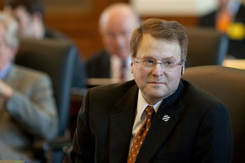 State Sen. Brian Birdwell, Republican of Granbury