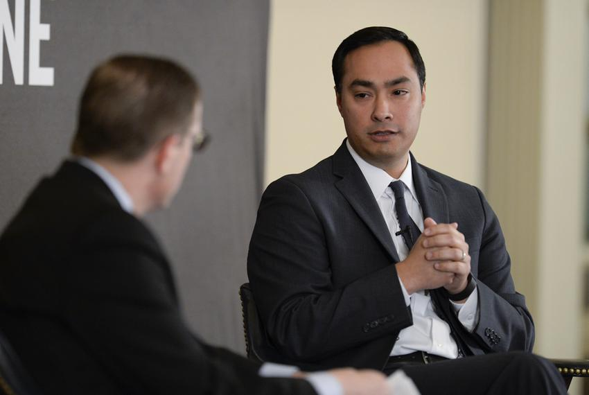 U.S. Rep. Joaquin Castro talks about the national 2016 political landscape during a TTEvents conversation with Evan Smith on…