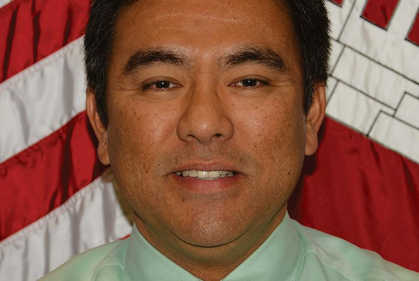 Brian Kamisato is a deputy district engineer with the U.S. Army Corps of Engineers' Fort Worth District.