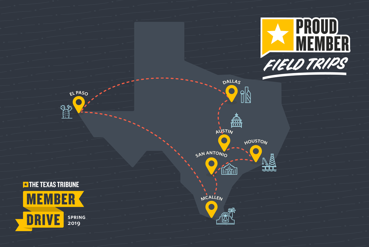 T-Squared: We're hitting the road to celebrate our statewide members