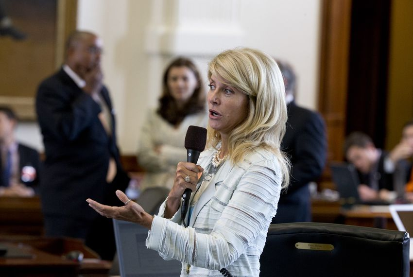Five years ago, on June 25, 2013, former state Sen. Wendy Davis, D-Fort Worth, filibustered a bill to impose onerous restrictions on abortion clinics in Texas.