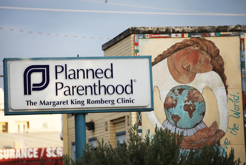 Planned Parenthood clinic in East Austin.