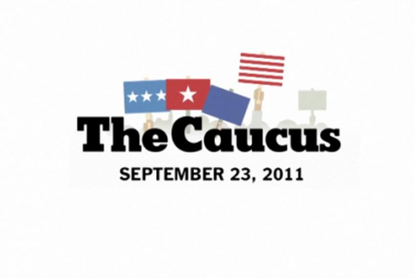 """New York Times """"The Caucus"""""""