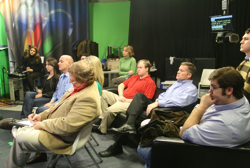 Our focus group of undecided GOP voters during the last Republican primary debate.