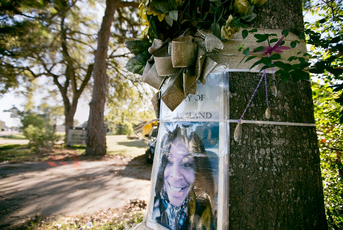 Lawmaker grills Department of Public Safety over disclosure of Sandra Bland cellphone video