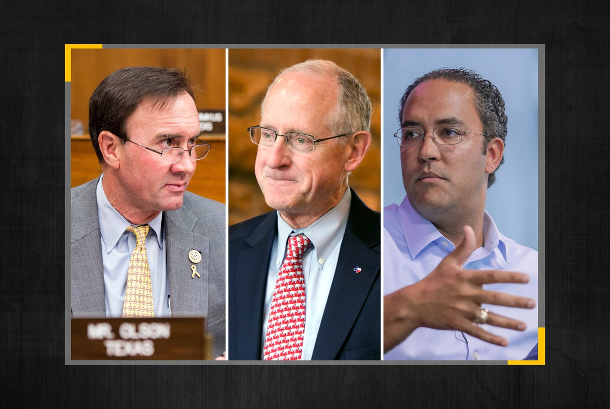 Analysis: A small, but ill-timed exodus of Texas Republicans from C...