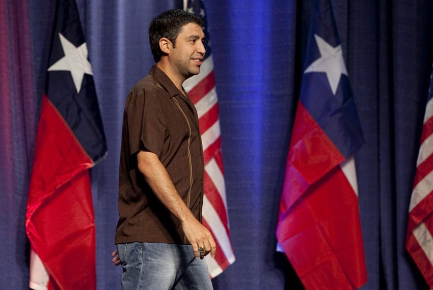 State Rep. Solomon Ortiz, D-Corpus Christi, at the Texas Democratic Convention in Corpus Christi, on June 26, 2010.