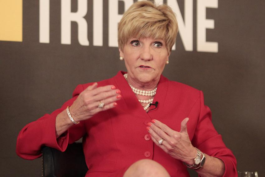 Fort Worth Mayor Betsy Price at a Texas Tribune event in Austin on Mar. 12, 2015.