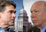 Rick Perry and Bill White
