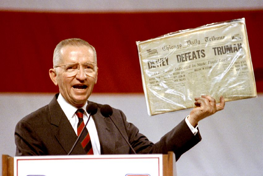 Ross Perot ran for president as an independent in 1992 and 1996.