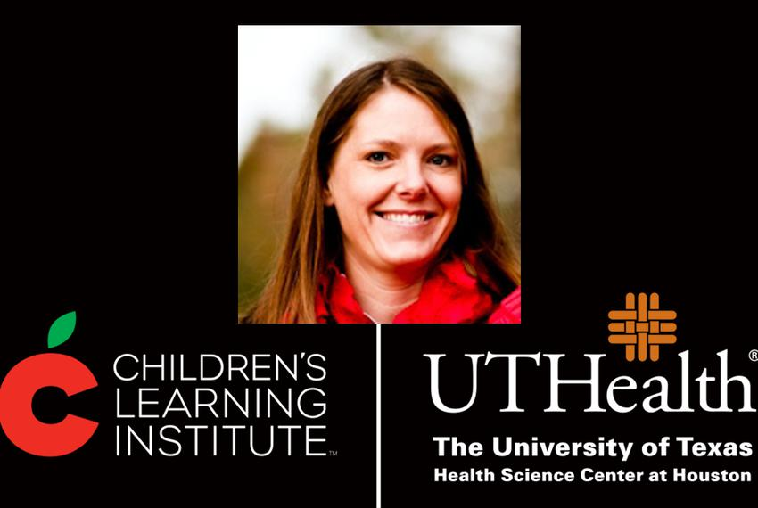 Bethanie Van Horne is the assistant director of state initiatives at UTHealth's Children's Learning Institute.